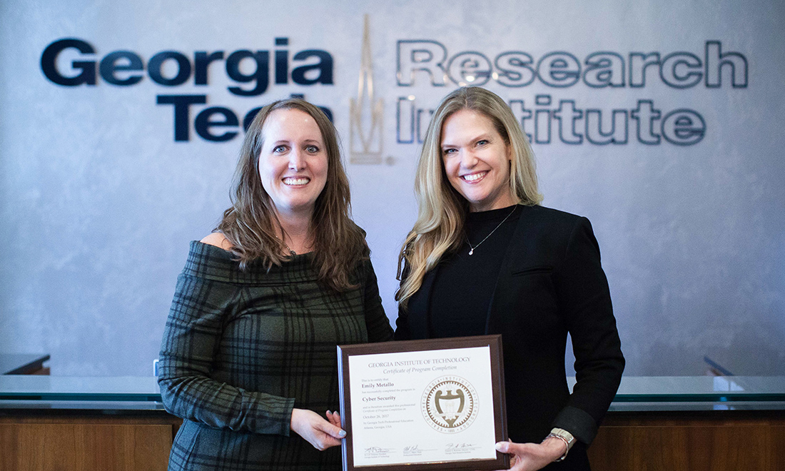 Georgia Tech Professional Education: Cyber Short Courses and